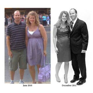 2011 Andrea Weight Loss