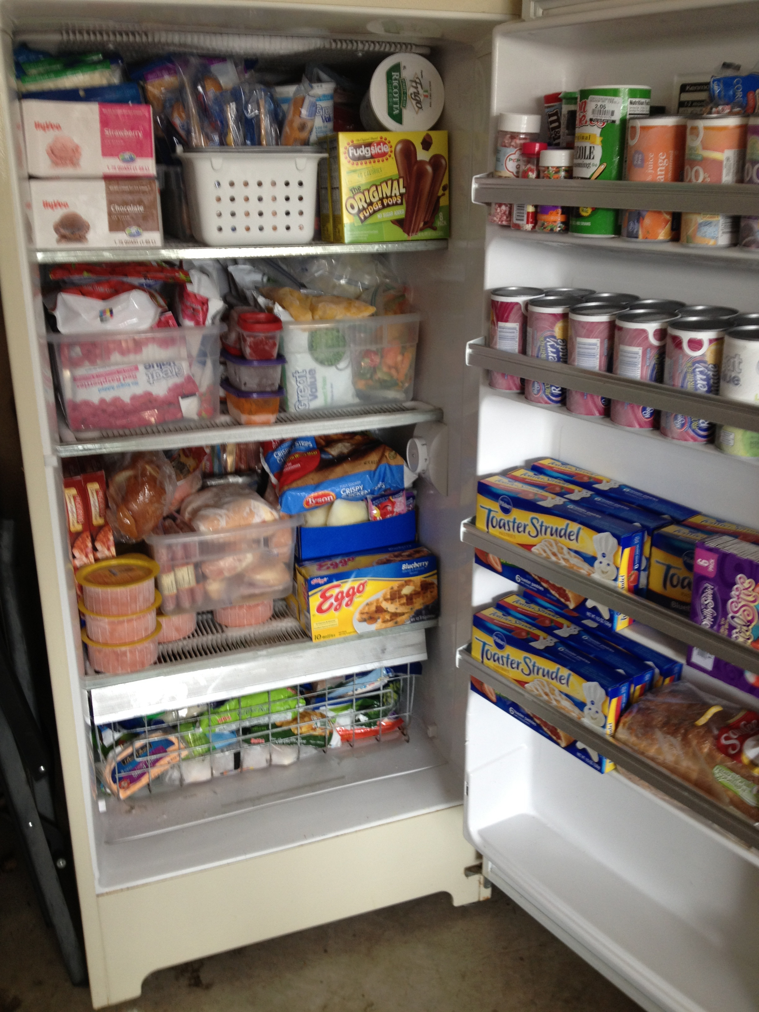 Get a Freezer for Food Storage–You'll Be Glad You Did