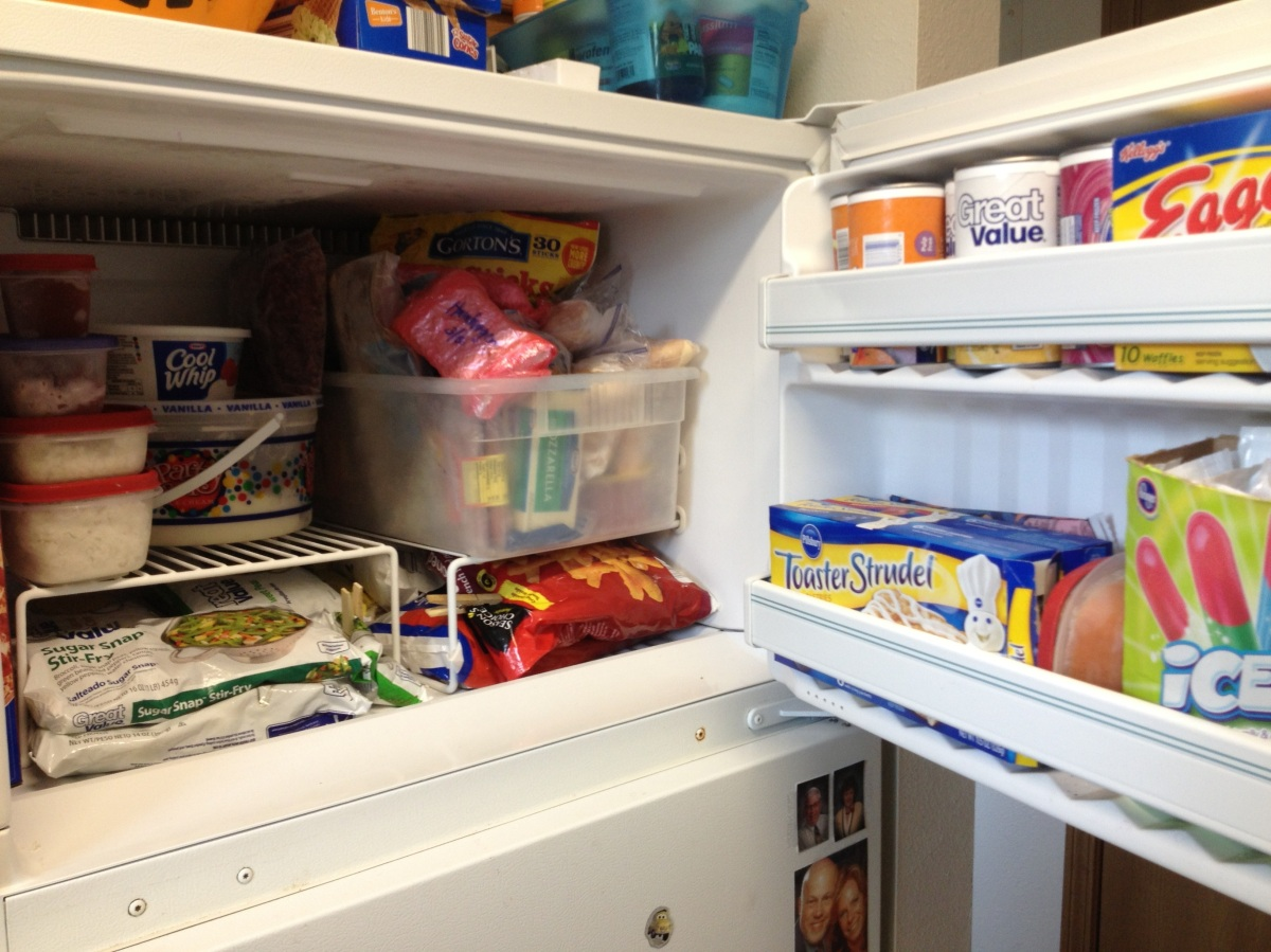 Organized Home: Fantastic Freezers