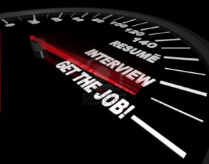 5317495-a-speedometer-needle-speeds-past-the-various-stages-of-getting-a-job--the-resume-the-interview-and-s