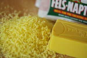 grated fels naptha 2